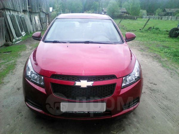 Chevrolet Cruze, 2010 год, 280 000 руб.