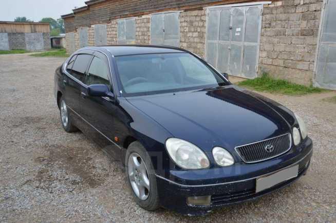 Toyota Aristo, 1999 год, 299 000 руб.