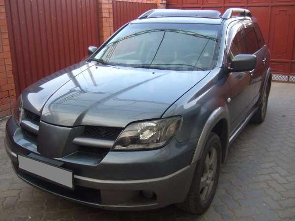 Mitsubishi Outlander, 2002 год, 360 000 руб.