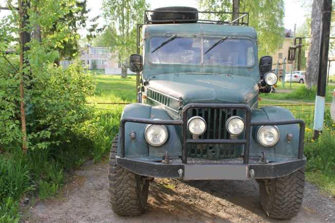 ГАЗ 69, 1959 год, 200 000 руб.