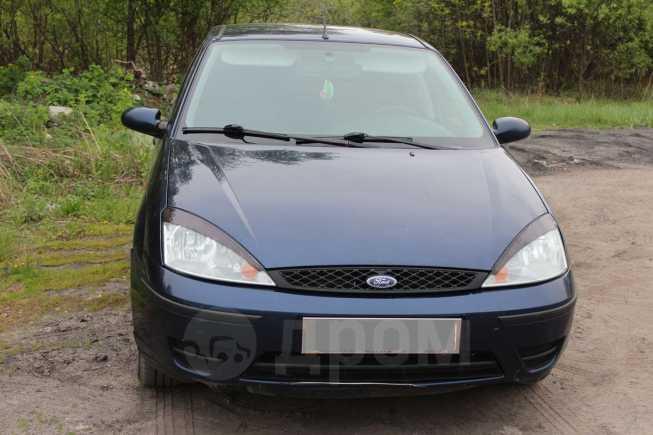 Ford Focus, 2003 год, 160 000 руб.