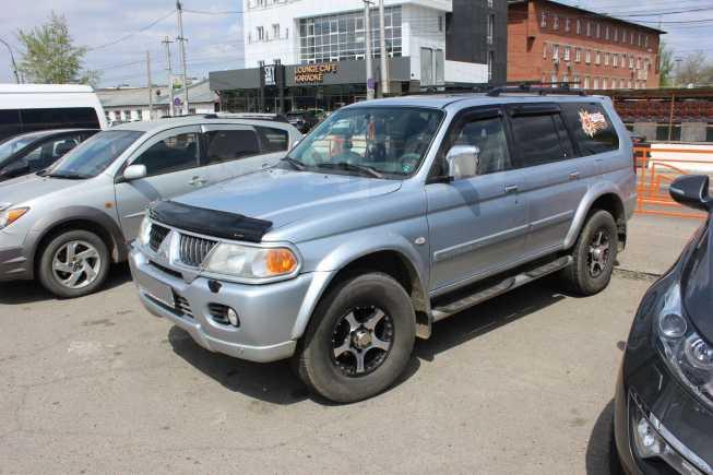 Mitsubishi Pajero Sport, 2006 год, 750 000 руб.