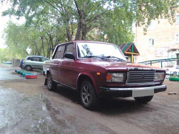Лада 2107, 2002 год, 52 000 руб.