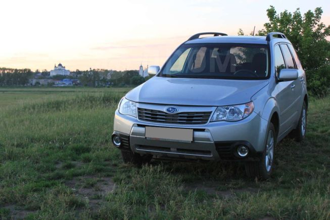 Subaru Forester, 2009 год, 760 000 руб.