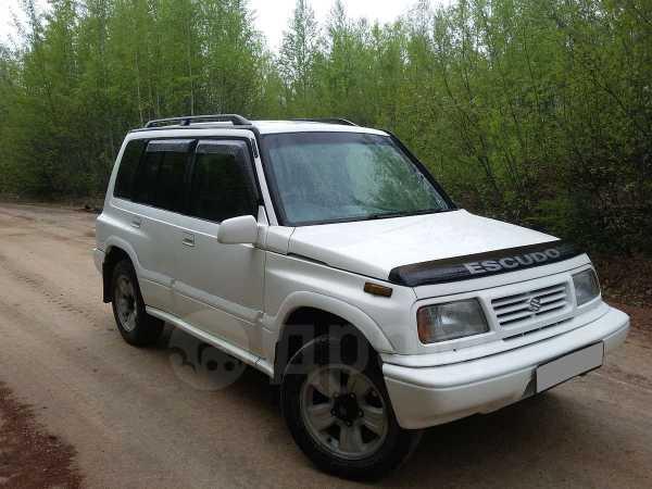 Suzuki Escudo, 1996 год, 335 000 руб.