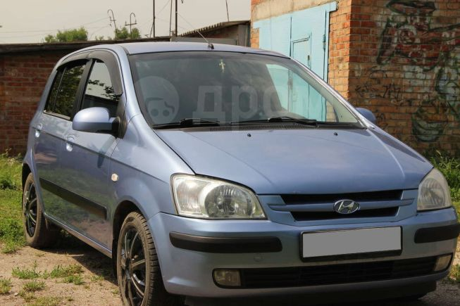 Hyundai Getz, 2005 год, 235 000 руб.