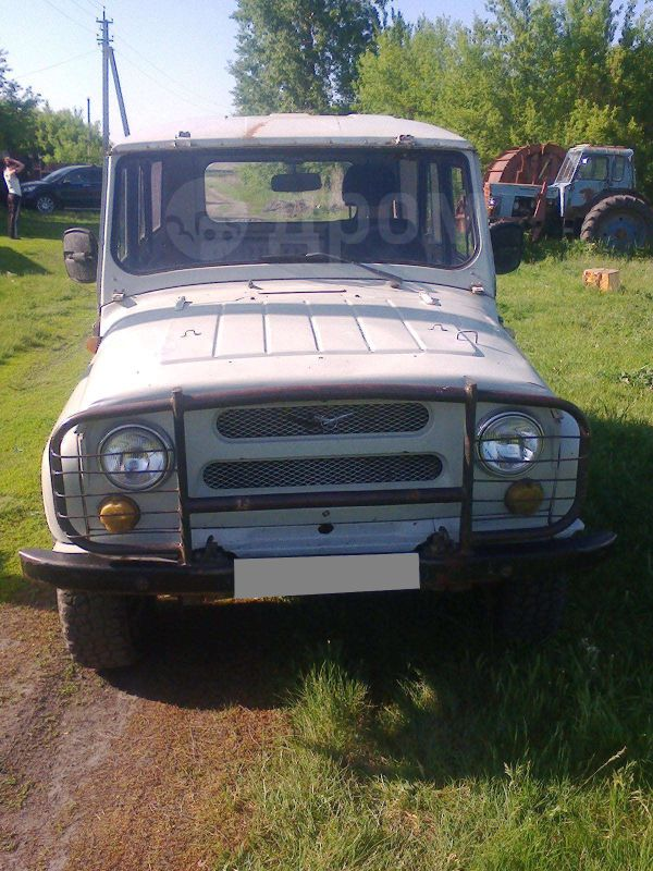 УАЗ 3151, 1999 год, 120 000 руб.