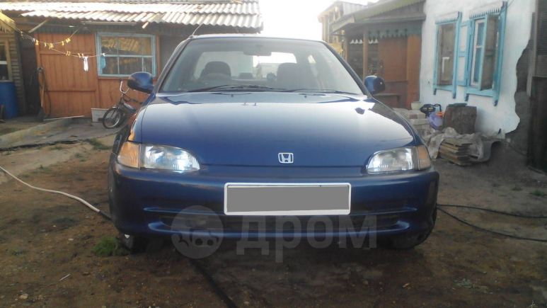 Honda Civic Ferio, 1994 год, 170 000 руб.