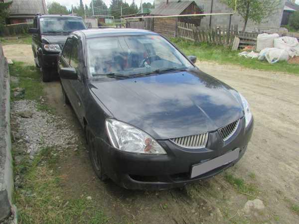 Mitsubishi Lancer, 2004 год, 200 000 руб.
