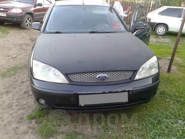 Ford Mondeo, 2001 год, 260 000 руб.