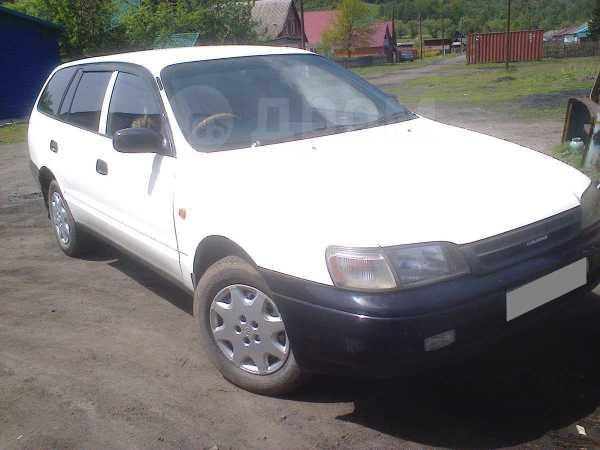 Toyota Caldina, 1993 год, 110 000 руб.
