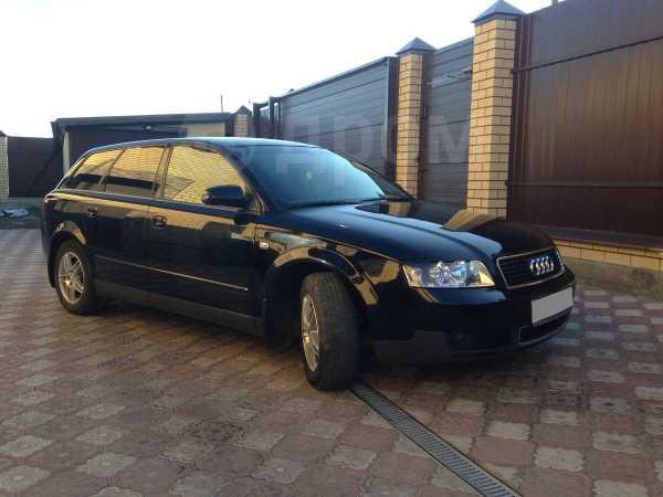 Audi A4, 2002 год, 370 000 руб.