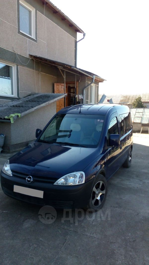 Opel Combo, 2004 год, 250 000 руб.
