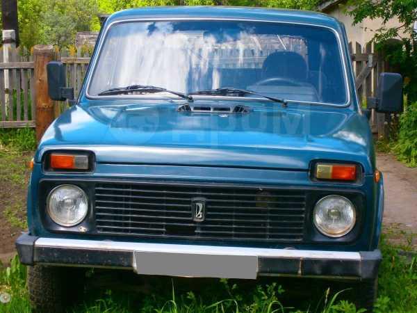 Лада 4x4 2121 Нива, 1999 год, 130 000 руб.