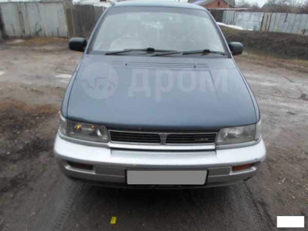 Mitsubishi Chariot, 1991 год, 135 000 руб.