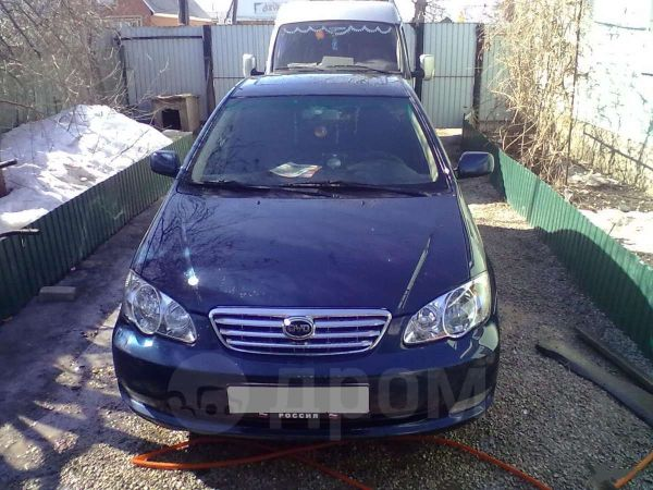 BYD F3, 2012 год, 270 000 руб.