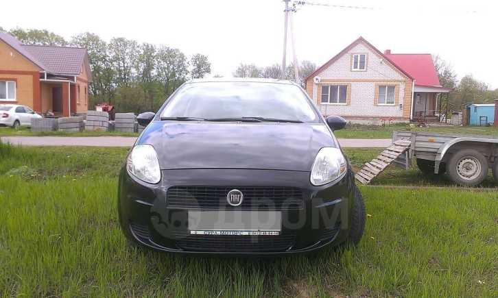 Fiat Grande Punto, 2007 год, 230 000 руб.
