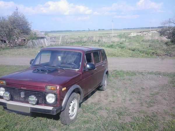 Лада 4x4 2131 Нива, 1996 год, 75 000 руб.
