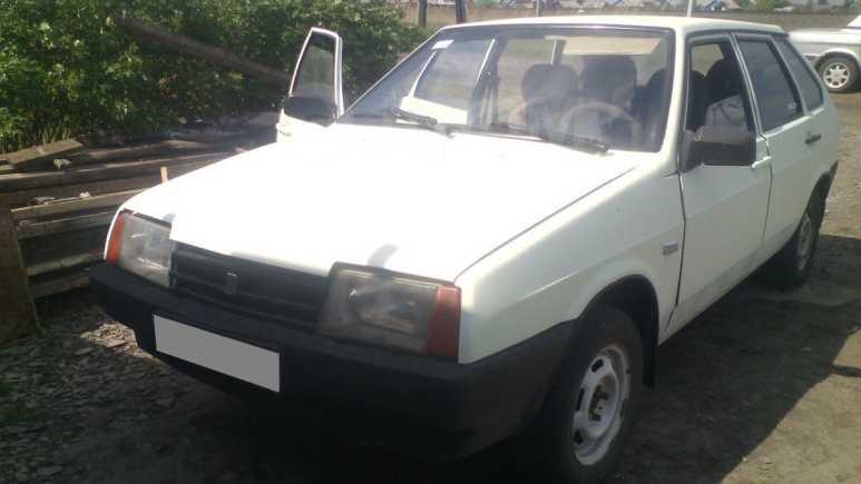 Лада 2109, 1993 год, 32 000 руб.