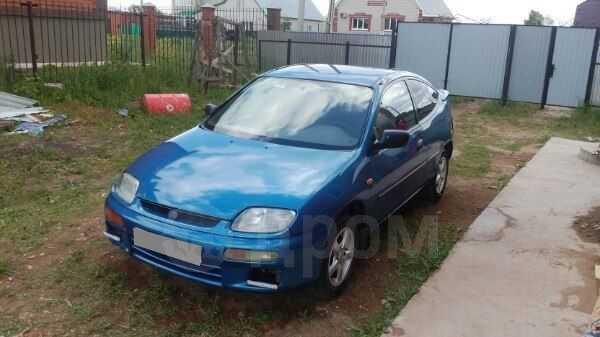 Mazda 323C, 1997 год, 123 000 руб.