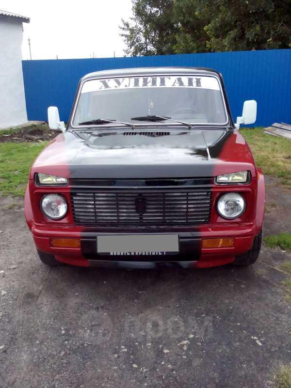 Лада 4x4 2121 Нива, 1983 год, 75 000 руб.