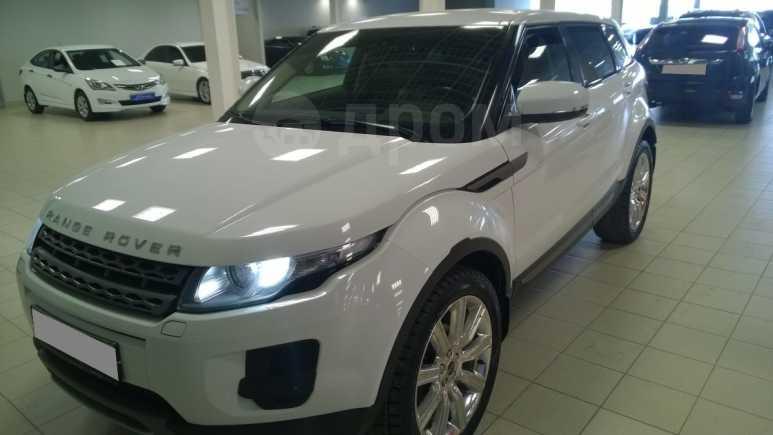 Land Rover Range Rover Evoque, 2012 год, 1 425 000 руб.