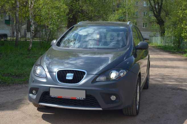 SEAT Altea, 2008 год, 630 000 руб.