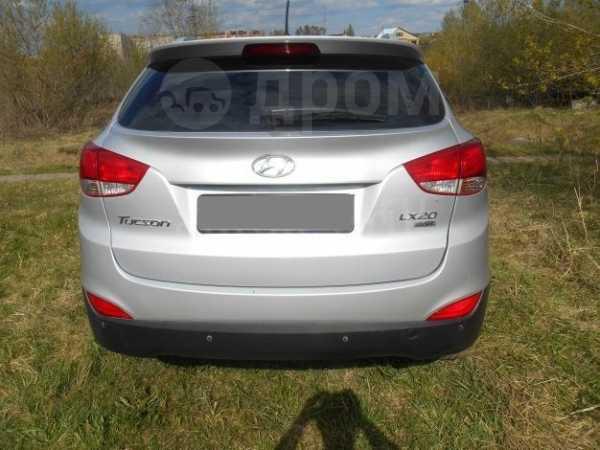 Hyundai Tucson, 2012 год, 855 000 руб.
