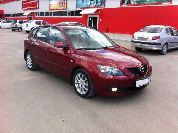 Mazda Mazda3, 2008 год, 395 000 руб.