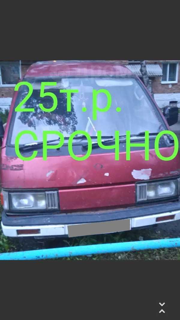Nissan Vanette, 1988 год, 40 000 руб.