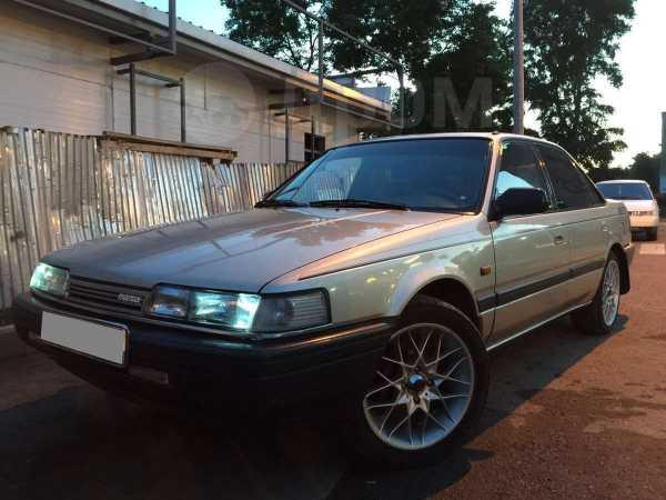 Mazda 626, 1991 год, 140 000 руб.