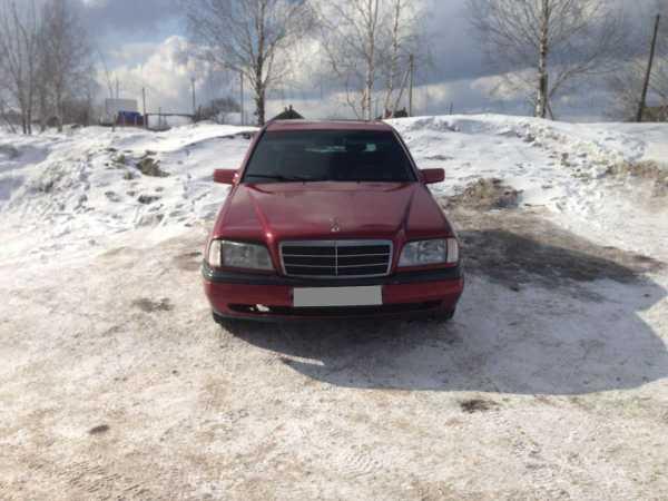 Mercedes-Benz C-Class, 1994 год, 49 000 руб.
