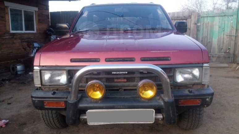 Nissan Terrano, 1990 год, 225 000 руб.
