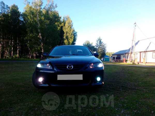 Mazda Mazda6, 2006 год, 370 000 руб.