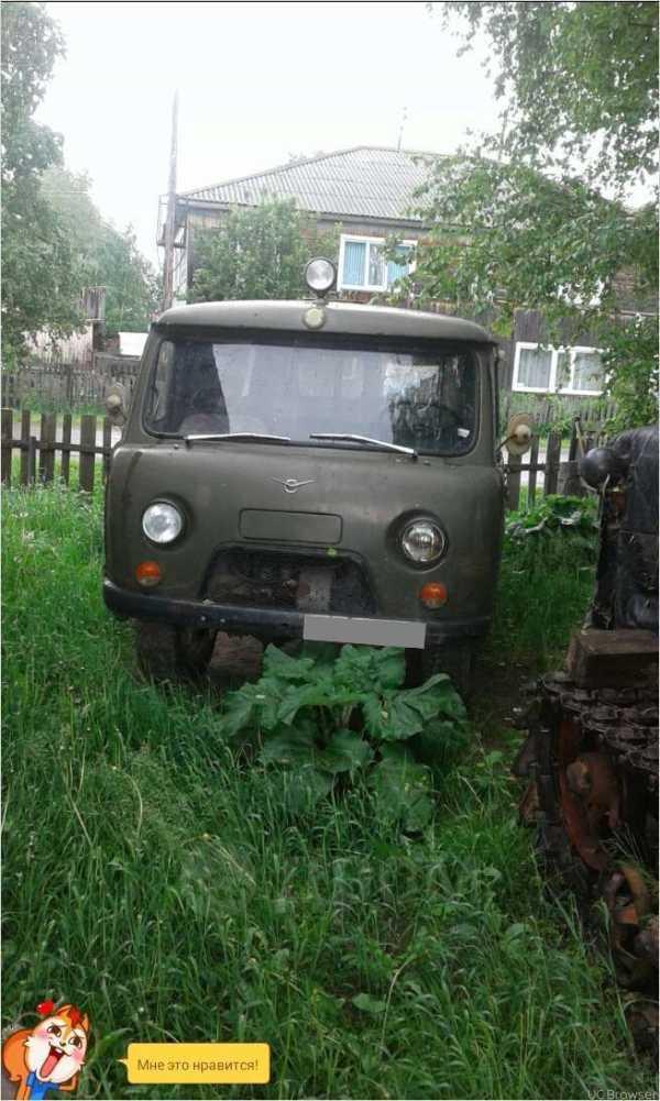 УАЗ Буханка, 1982 год, 80 000 руб.