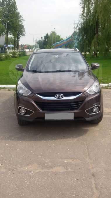 Hyundai ix35, 2010 год, 835 000 руб.