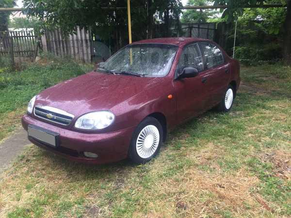 Chevrolet Aveo, 2006 год, 205 000 руб.