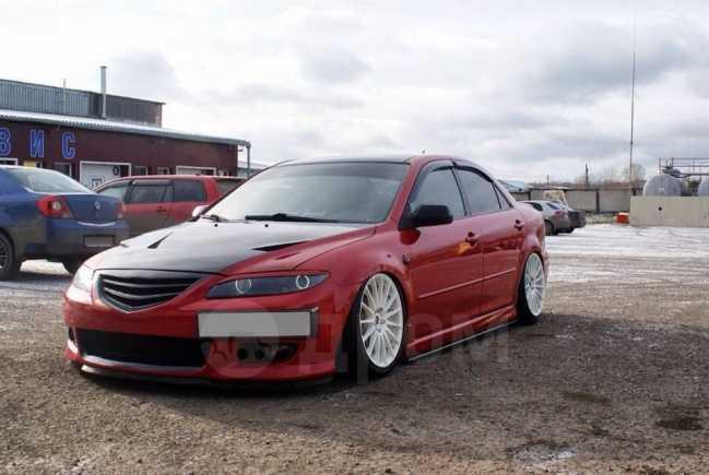 Mazda Mazda6, 2006 год, 550 000 руб.
