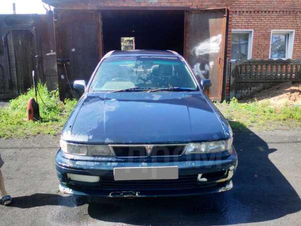 Mitsubishi Galant, 1991 год, 75 000 руб.