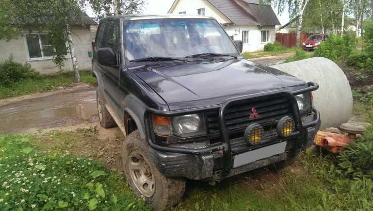 Mitsubishi Pajero, 1993 год, 130 000 руб.