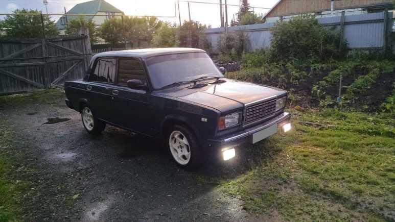 Лада 2107, 1997 год, 55 000 руб.
