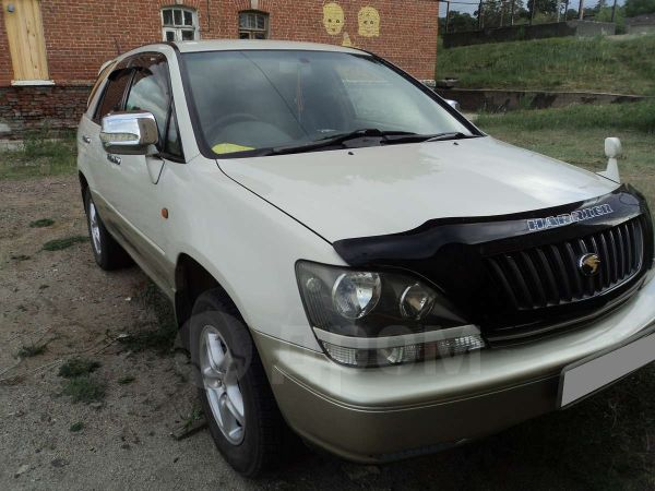 Toyota Harrier, 2000 год, 550 000 руб.