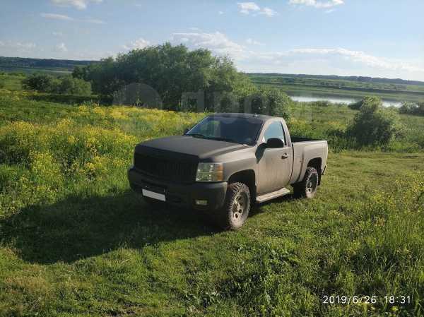Chevrolet Silverado, 2011 год, 1 750 000 руб.