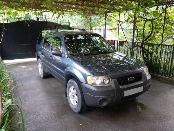 Ford Escape, 2004 год, 365 000 руб.