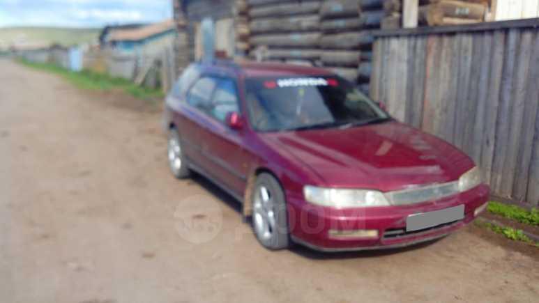 Honda Accord, 1997 год, 100 000 руб.