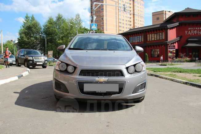 Chevrolet Aveo, 2012 год, 435 000 руб.