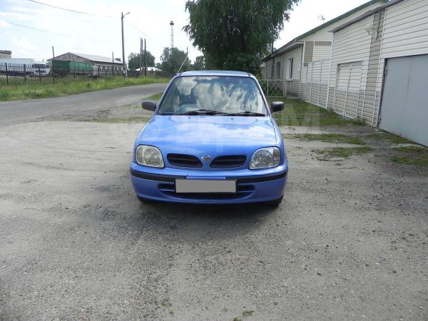 Nissan March, 2000 год, 115 000 руб.