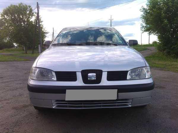 SEAT Ibiza, 2001 год, 120 000 руб.
