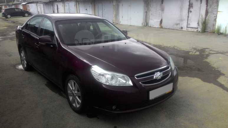 Chevrolet Epica, 2011 год, 460 000 руб.