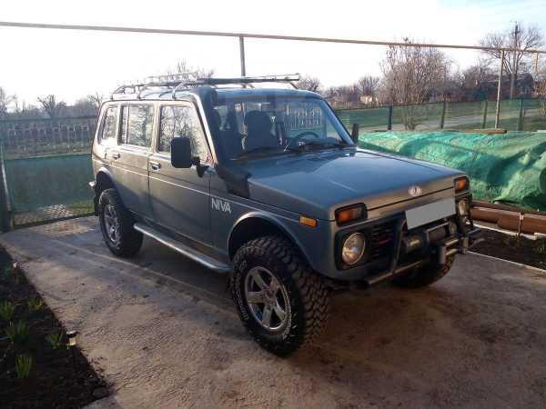 Лада 4x4 2131 Нива, 2002 год, 210 000 руб.